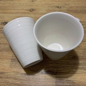 east of india Kitchen - East of India- Mr. & Mrs. Coffee Cups